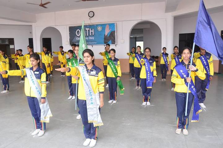 Bright Star Central Academy-Sports Day