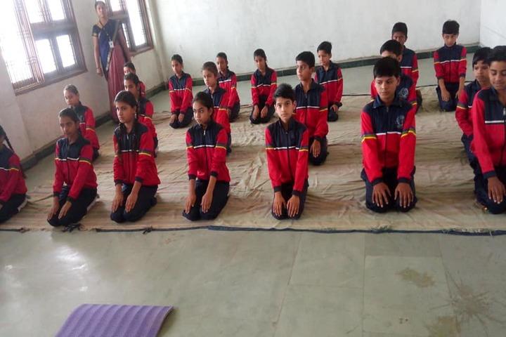 Bright Star Central Academy-Yoga