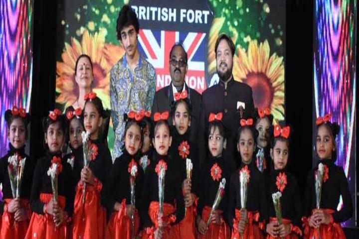 British Fort Foundation-Event