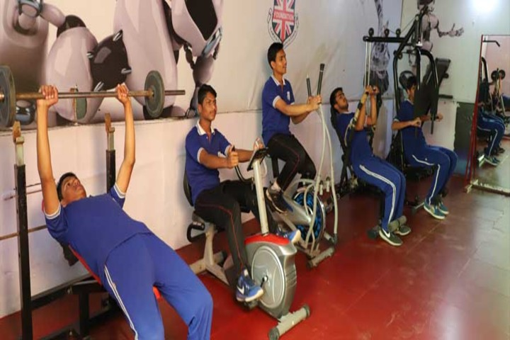British Fort Foundation-Gym