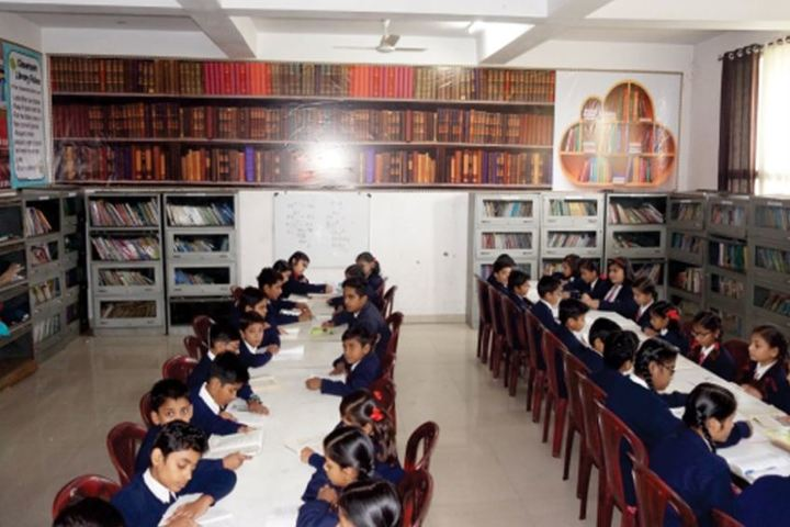 British Fort Foundation-Library