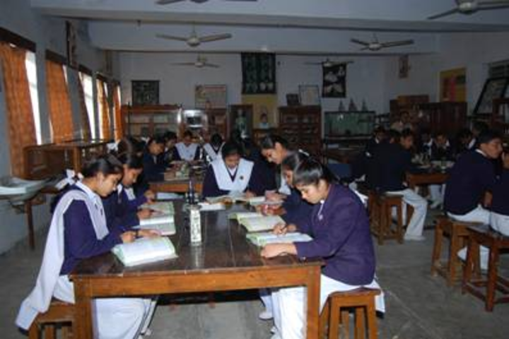 Bsf Senior Secondary School-Biology Lab