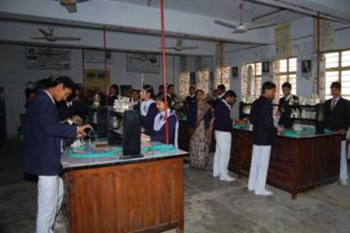 Bsf Senior Secondary School-Chemistry Lab