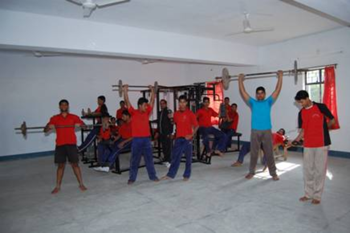 Bsf Senior Secondary School-Gym