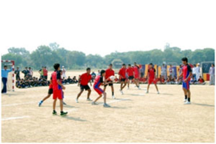 Bsf Senior Secondary School-Sports