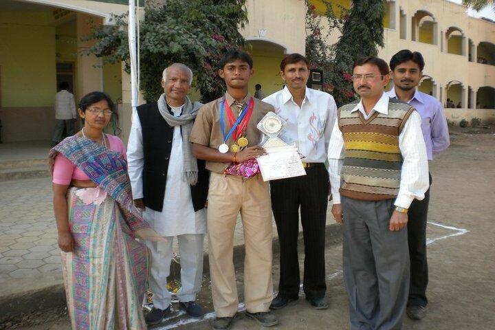Burhanpur Public School-Achievement