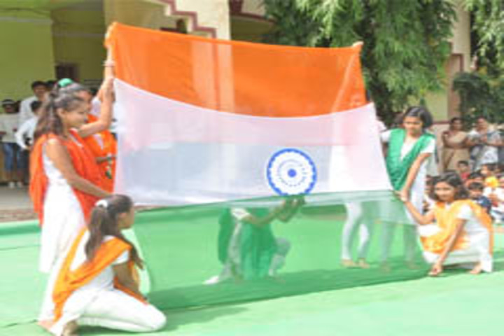 Burhanpur Public School-Independence Day