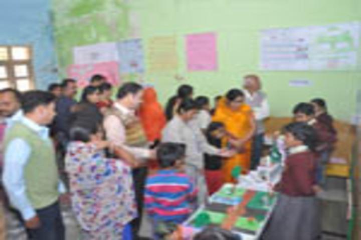 Burhanpur Public School-Science Exhibition