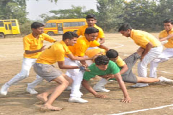 Burhanpur Public School-Sports