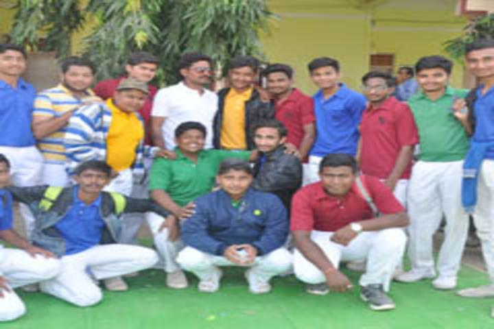 Burhanpur Public School-Students
