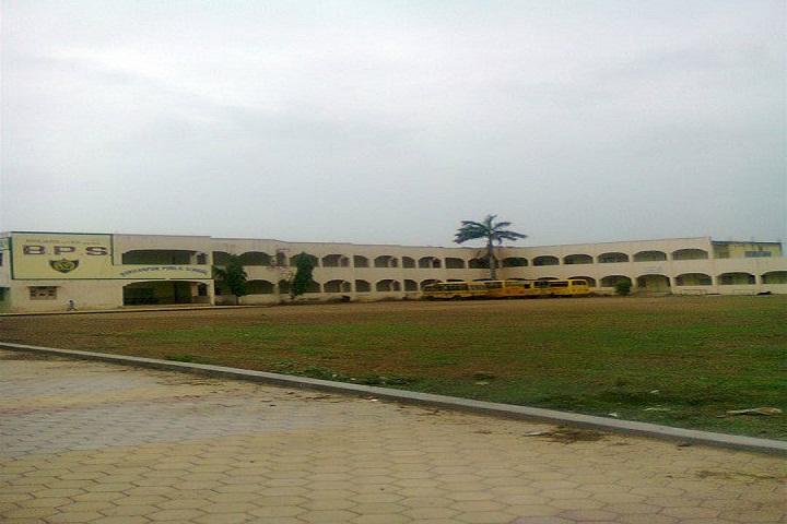 Burhanpur Public School-Campus