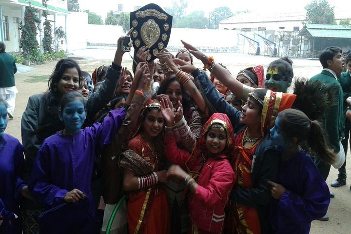 Cambridge School-Achievement