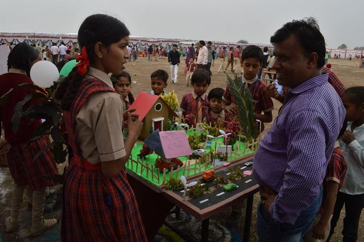 Camellia Kids College- Science Exhibition