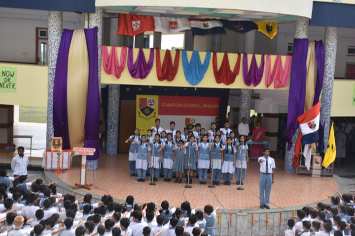 Campion School-Assembly
