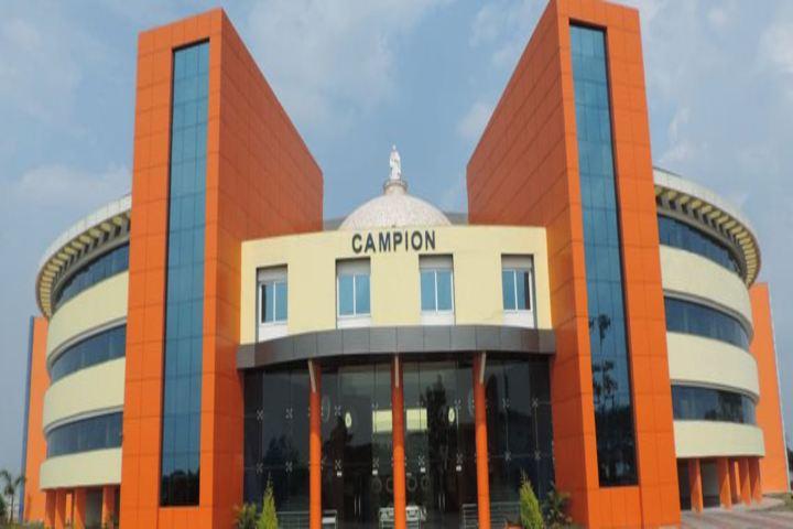 Campion School-Campus Entrance