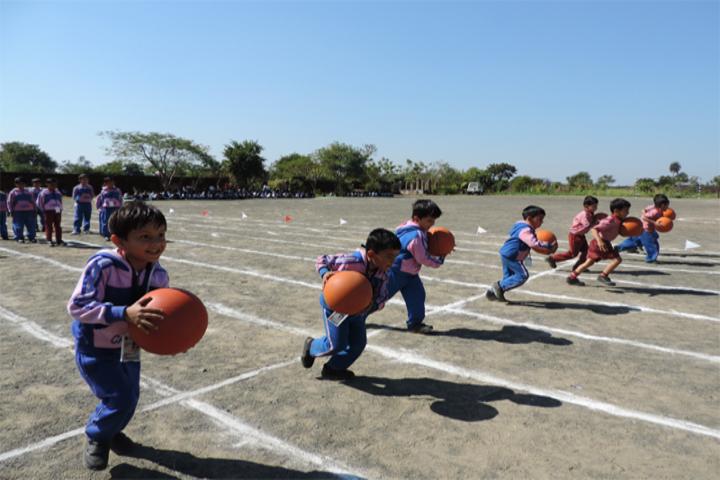 Campion School-Play Ground