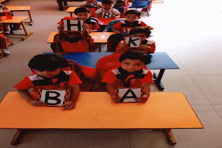 Care English School-Classroom