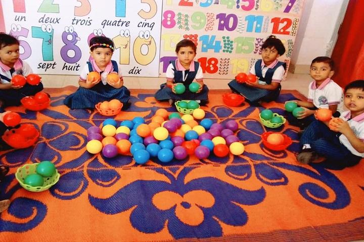 Care English School-Kids Room