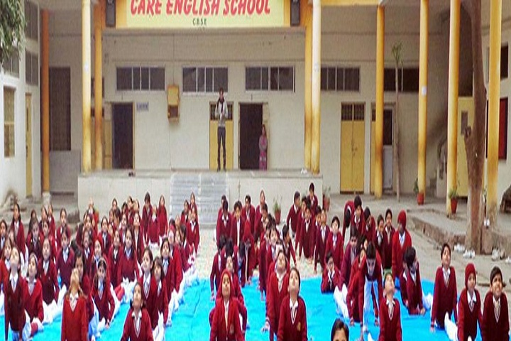 Care English School-Yoga
