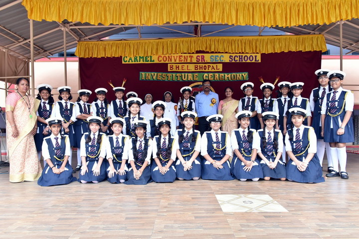 Carmel Convent Girls Senior Secondary School-Childrens Day