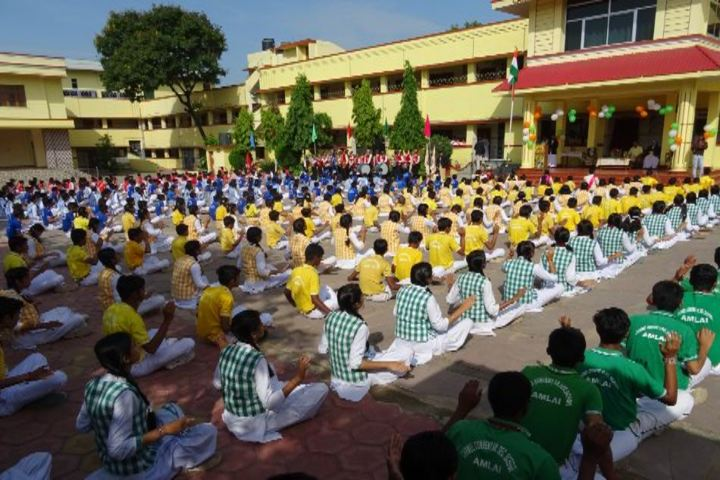 Carmel Convent Higher Secondary School-Yoga Day