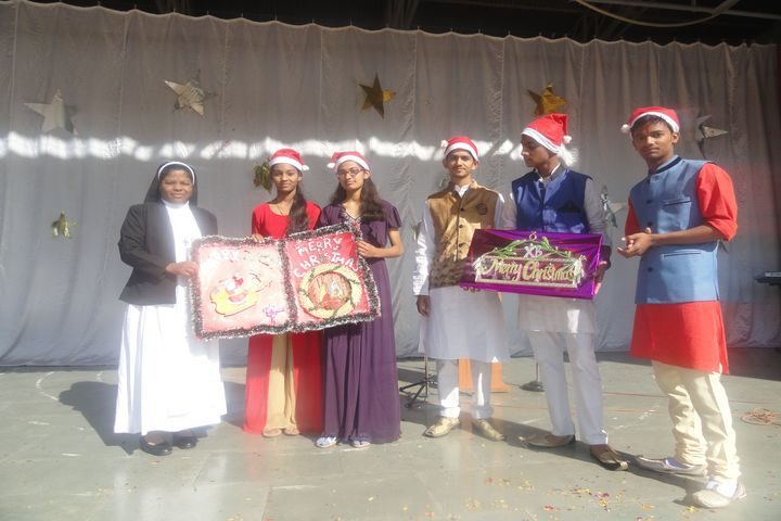 Carmel Convent Senior Secondary School-Christmas Day