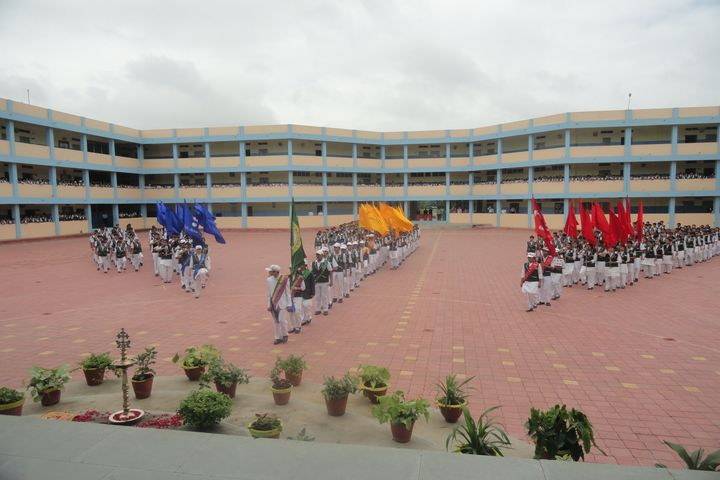 Carmel Convent Senior Secondary School-Sports Day