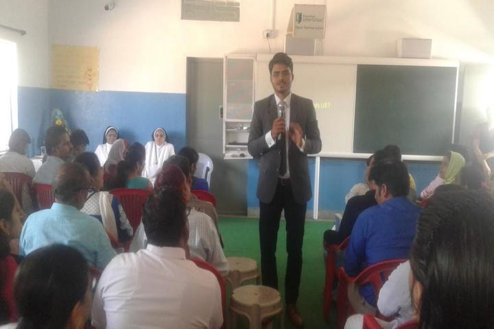 Carmel Convent Senior Secondary School-Seminar