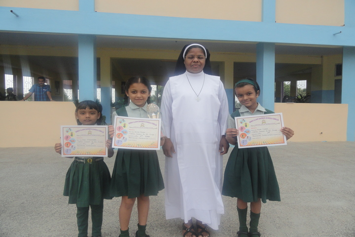 Carmel Convent Senior Secondary School-Achievements