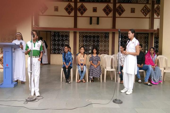 Carmel Convent School-Debate
