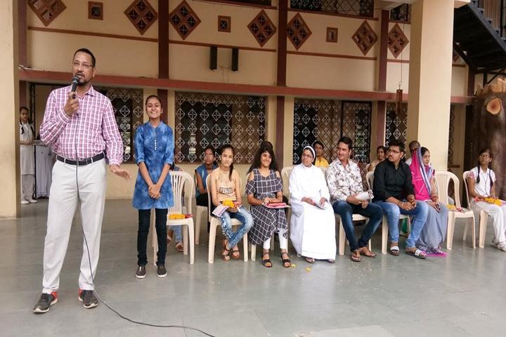 Carmel Convent School-Meeting