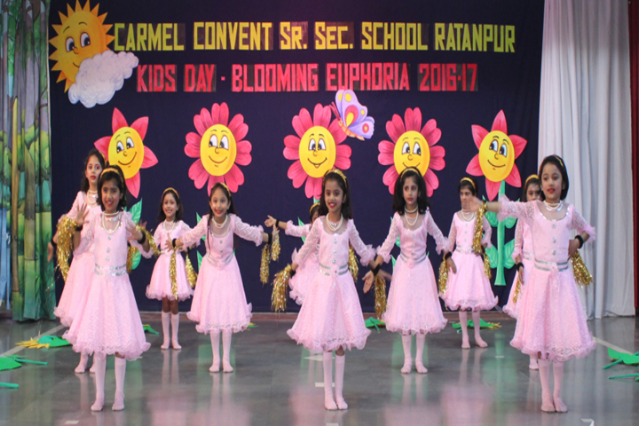 Carmel Convent Senior Secondary School-Annual Day