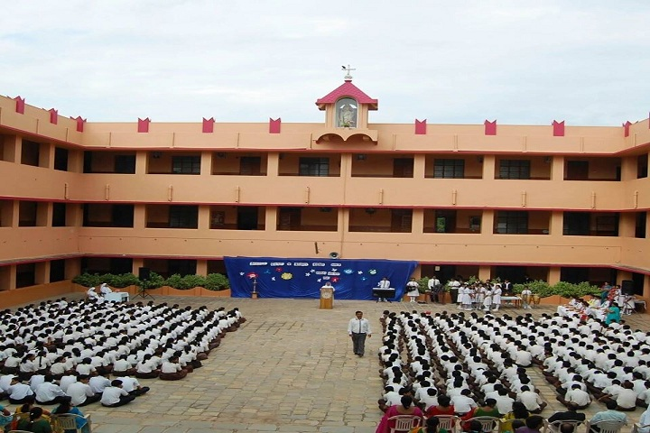 Carmel Convent Senior Secondary School-Morning Assembly
