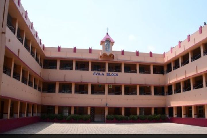 Carmel Convent Senior Secondary School-Campus