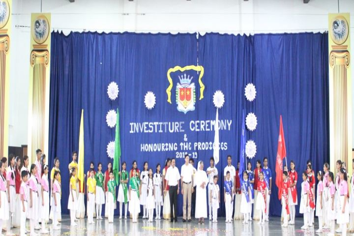 Carmel Convent Senior Secondary School-Investiture Ceremony