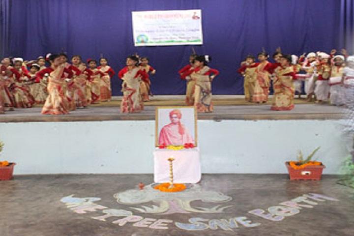 Vivekananda Kendra Vidyalaya-Children Programme
