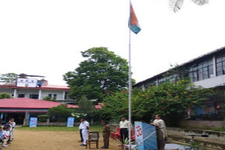 Vivekananda Kendra Vidyalaya-Independence day Celebrations