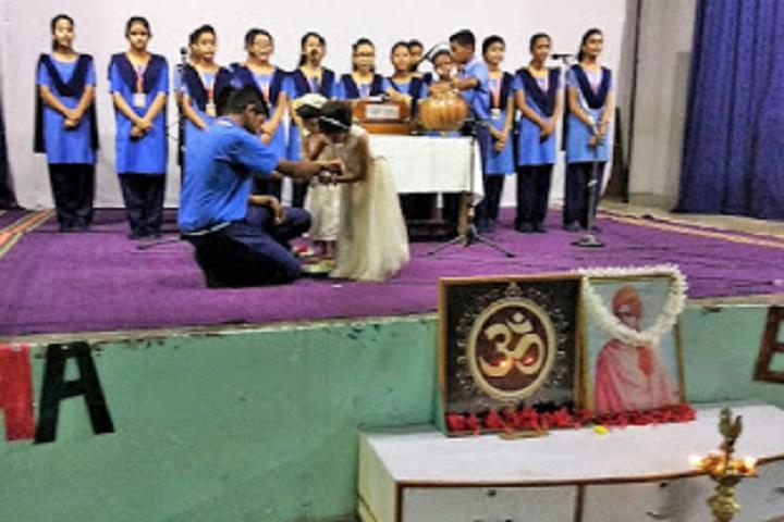 Vivekananda Kendra Vidyalaya-Raksha Bandhan