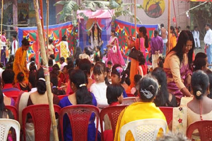 Vivekananda Kendra Vidyalaya-Saraswathi Pooja