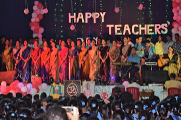 Vivekananda Kendra Vidyalaya-Teachers day celebrations