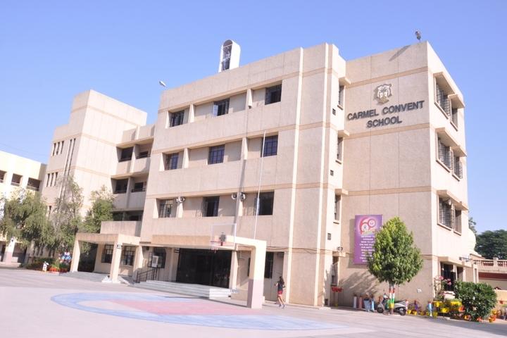 Carmel Convent Senior Secondary School-Campus