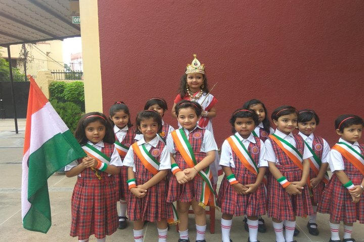 Carmel Convent Senior Secondary School-Independence Day