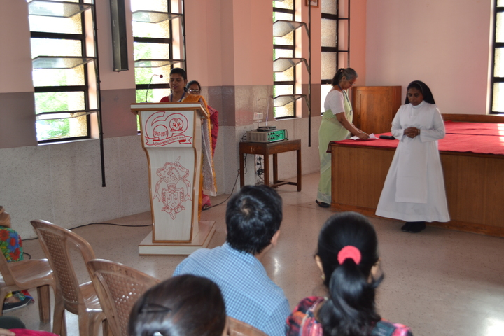 Carmel Convent Senior Secondary School-Seminar