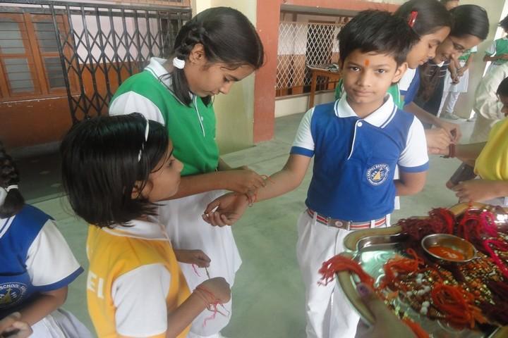 Carmel School-Rakhi Celebration