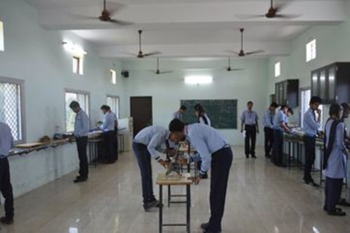 Central Academy-Biology Lab