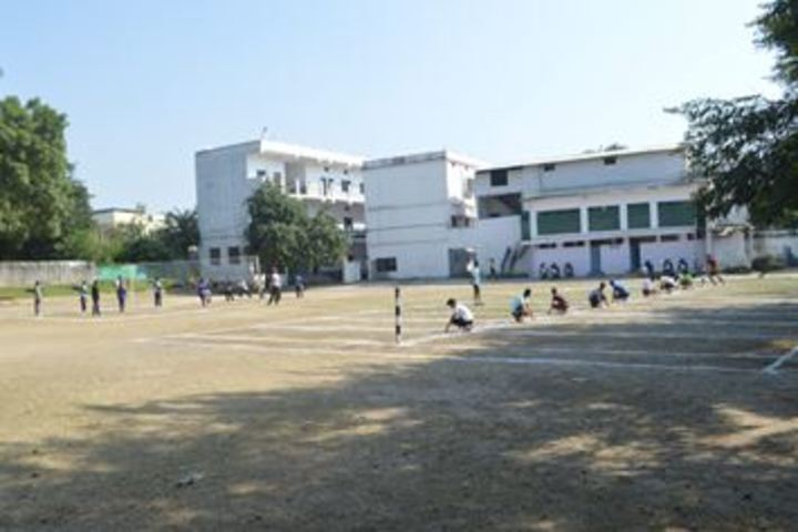 Central Academy-Play Ground