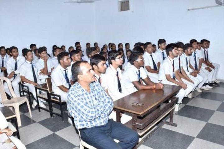 Central Academy English Medium School-Classroom