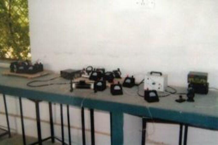 Central Academy English Medium School-Physical Lab