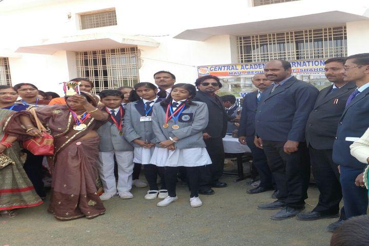 Central Academy International School-Achievement
