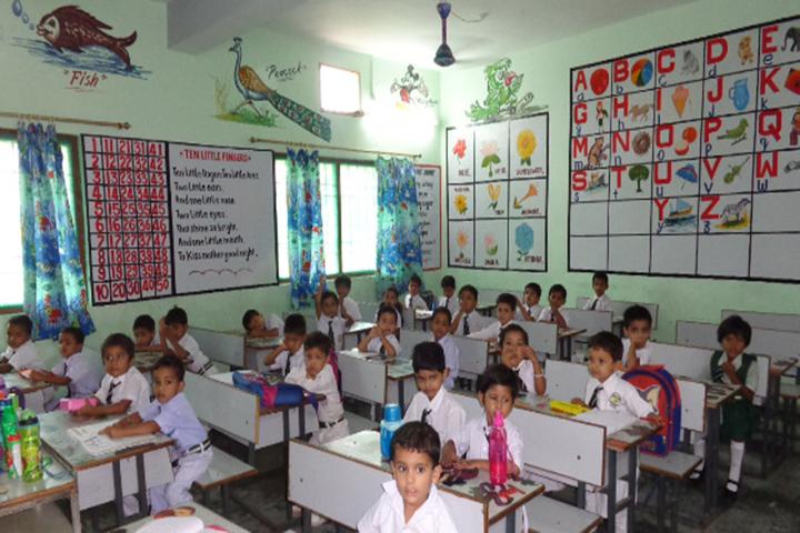 Central Academy International School-Classroom